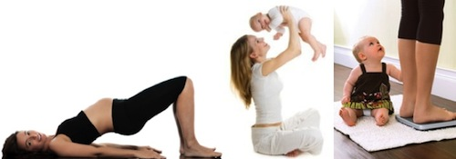 Post Pregnancy Workouts and Dieting