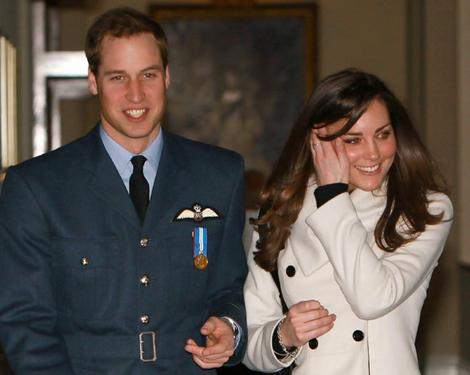Prince William & Kate Middleton Celebrate Anniversary While Fans Await Royal Heir