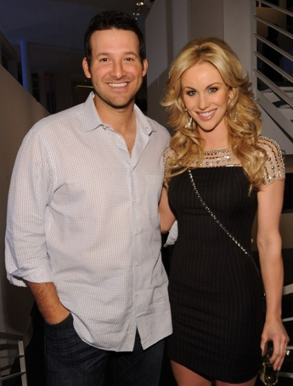 Dallas Cowboy Tony Romo Welcomes A Son