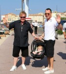 A New Baby for Sir Elton John and David Furnish