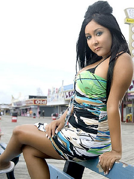 Are You Running Out To Buy?  Snooki is Designing A New Line Of Children's Slippers!