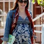 Alyson Hannigan Not Bikini Ready After Giving Birth