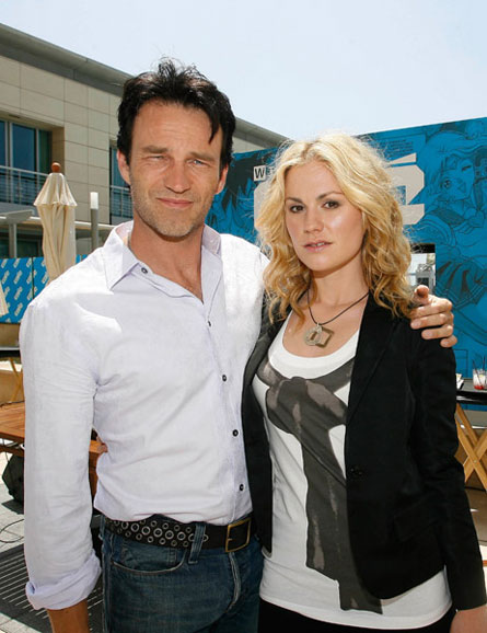 True Bloods' Anna Paquin and Stephen Moyer Expecting Their First Child!