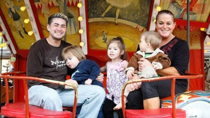 Thomas Beatie 'The Pregnant Man' Separates From Wife