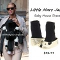 Celeb Baby Style: Blue Ivy Carter - Beyonce - Little Marc Jacobs Baby Shoes