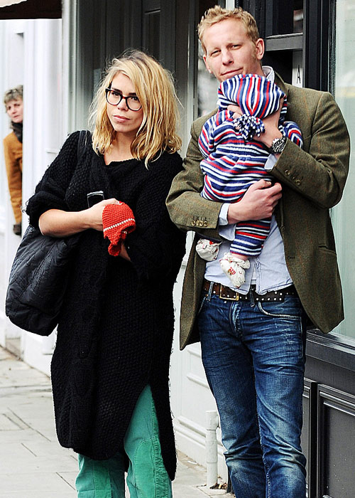 Billie Piper Gives Birth To Second Child