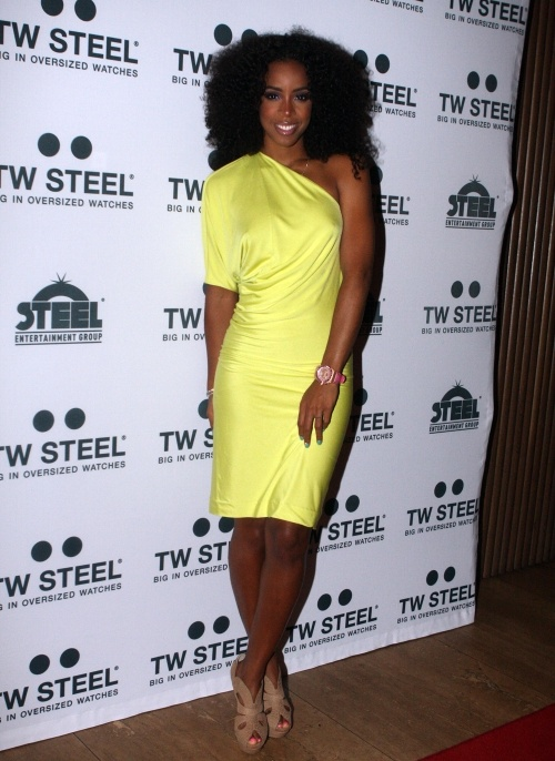 kelly rowland at the Steel Supafest Sydney Australia