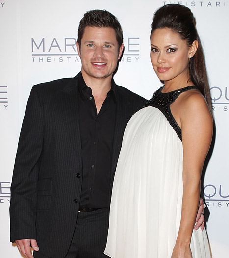 "Vanessa Minnillo Lachey: Nick Has Started ""Nesting"""