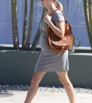 Reese Witherspoon leaving an office in Brentwood, California April 17