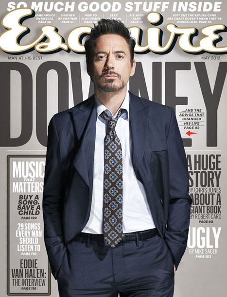 Robert Downey JR Full Of Fear & Anticipation Before The Birth Of Son