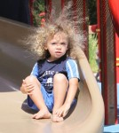 Hank Baskett IV's Hair Raising Park Adventures 0522