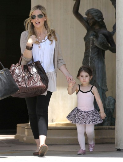 Sarah Michelle Gellar And Charlotte Prinze Are Tutu Cute For Ballet (Photos)