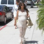 Kourtney Kardashian's White Day Out