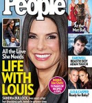 Sandra Bullock's Life With Her Son Louis