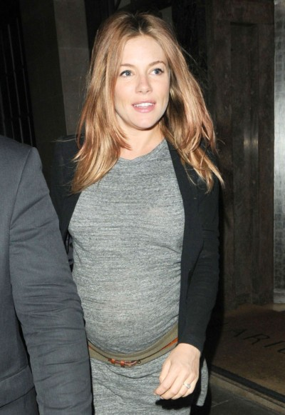 Sienna Miller steps out for Robert Pattinson's birthday party