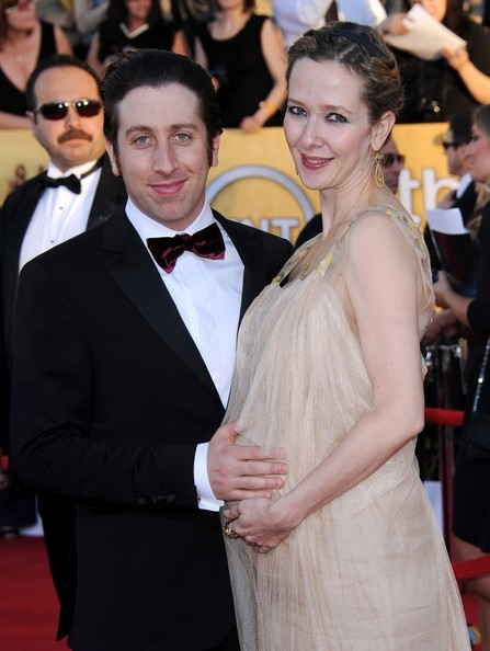 Simon Helberg Is A Dad!