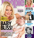 Jessica Simpson Debuts Daughter Maxwell Drew On The Cover of People