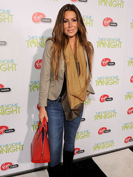 Rachel Uchitel Welcomes Baby Girl