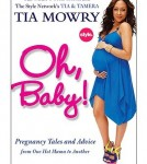 "Tia Mowry dishes on pregnancy in new book, ""Oh, Baby!"" 0504"