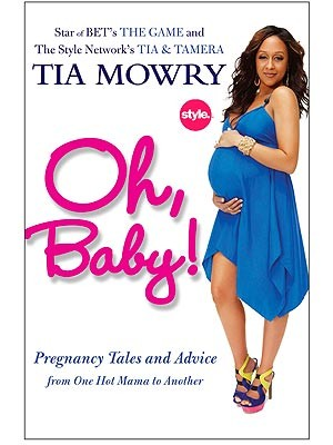 "Tia Mowry dishes on pregnancy in new book, ""Oh, Baby!"""