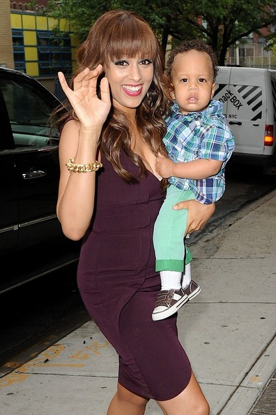 Tia Mowry: My Son Knows More Spanish Than I Do
