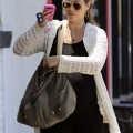 Elizabeth Berkley Calms Her Cravings With Some Lunch 0622