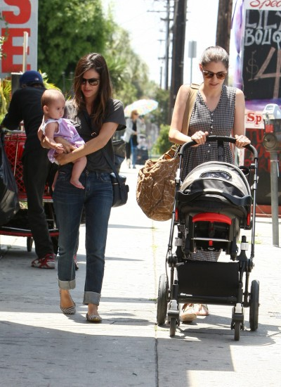 Is Rachel Bilson Ready For A Baby? 0612