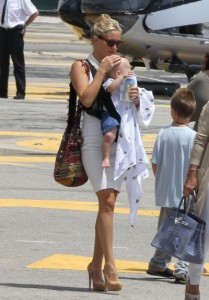 Kate Hudson Vacations With Family In Monaco 0626