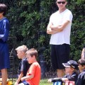 Ryan Phillippe Coaches Deacon From The Sidelines 0610
