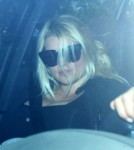 Jessica Simpson Starts Her Diet With Trip To The Gym 0607