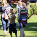 Another Day At The Park For Gwen Stefani And Her Boys 0629