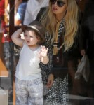 Rachel Zoe Satisfies Coffee Fix With Baby Boy Skyler 0607