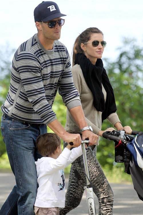 Tom Brady Jokes About Daughter: It Helps Brothers Learn What Makes A Woman Tick