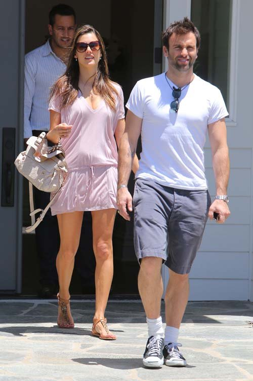 Alessandra Ambrosio house hunting in Brentwood, Ca – June 7
