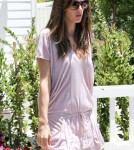 Alessandra Ambrosio house hunting in Brentwood, Ca - June 7