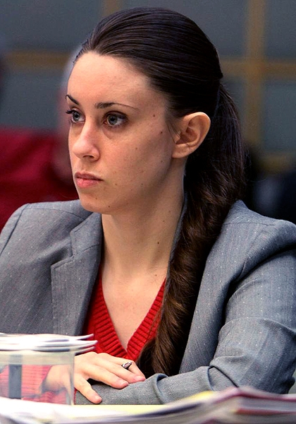 """Casey Anthony: """"Obviously, I Did Not Kill My Daughter!"""""""