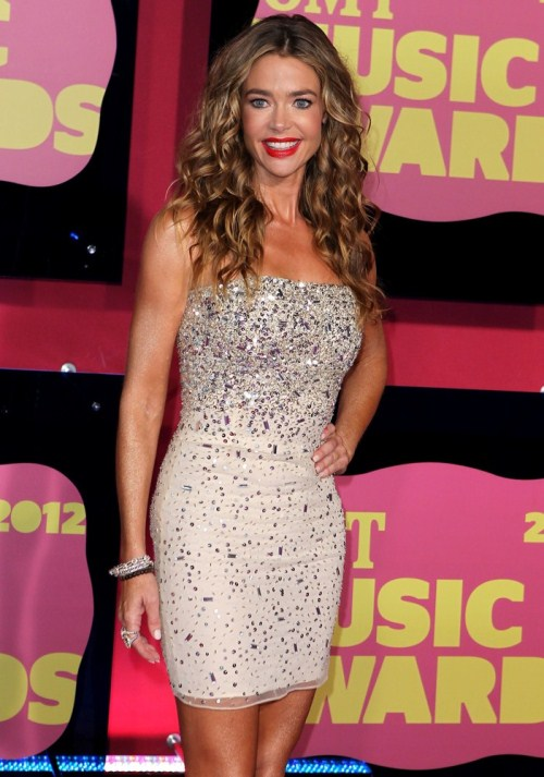 Denise Richards At The 2012 CMT Awards`