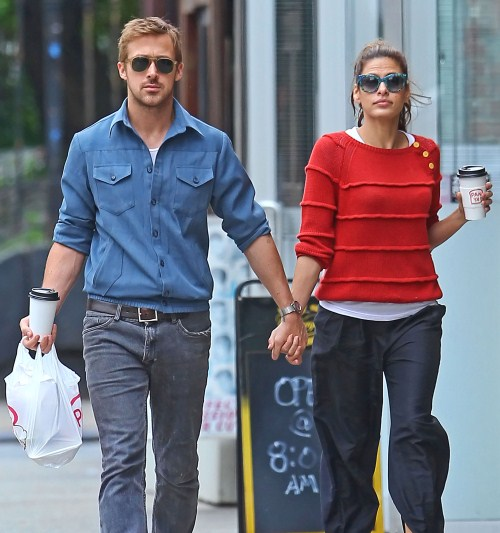 Eva Mendes Wants A Baby With Ryan Gosling
