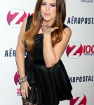 Khloe Kardashian at Z100s Jingle Ball 2011 in New York City, NY...