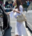 Kourtney Kardashian leaving Fred Segal in Los Angeles, CA - June 19