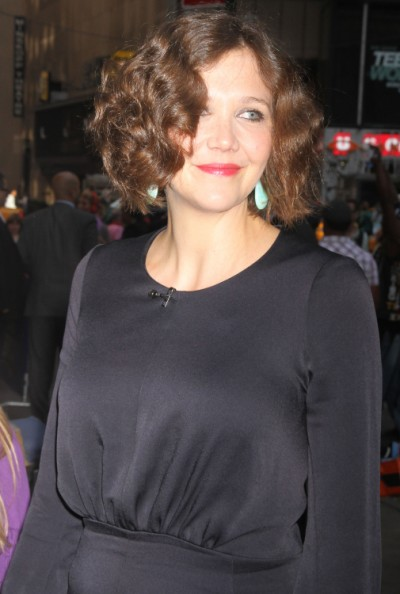 Maggie Gyllenhaal Reveals Gloria Named After Classic Rock Song 0615