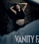 Adriana Lima's Baby Bump Displayed in New Calendar