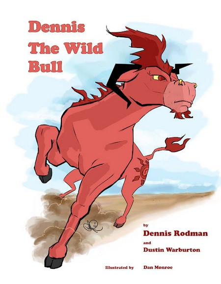 Huh? Dennis Rodman Is Writing A Children's Book