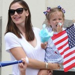 Jennifer Garner Suffered From First-Time Mother Obsessiveness