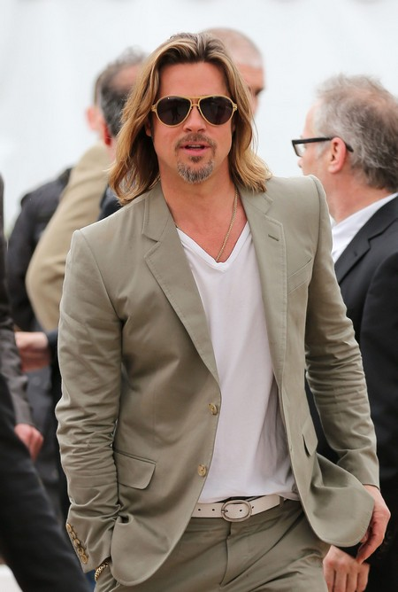 Brad Pitt Talks About Pain and Chaos of Having a Big Family