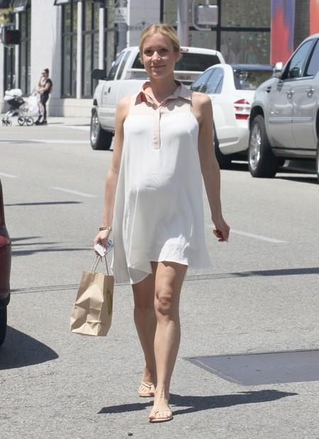 Kristin Cavallari Says She Is Too Big To Move (Photo)