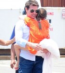 The Reason Suri Cruise Is Carried Everywhere?
