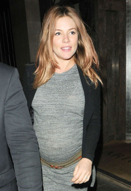 Sienna Miller Gives Birth To Baby Girl! 0709