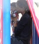 New Pics Of Baby Samuel Affleck 0707