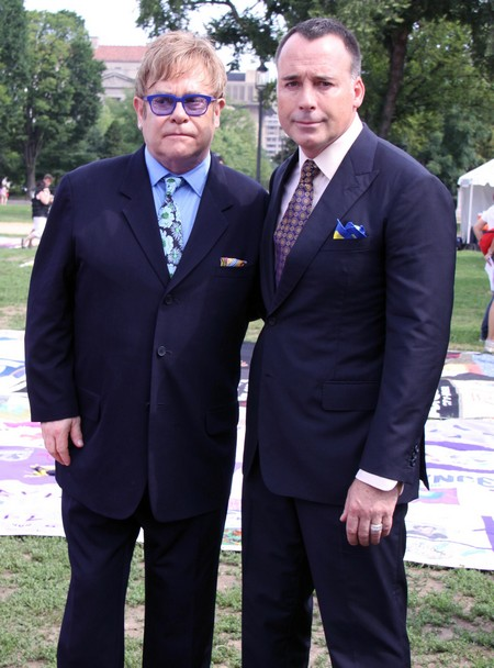 Elton John and David Furnish Expecting Second Child